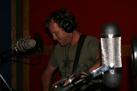Pete-recording